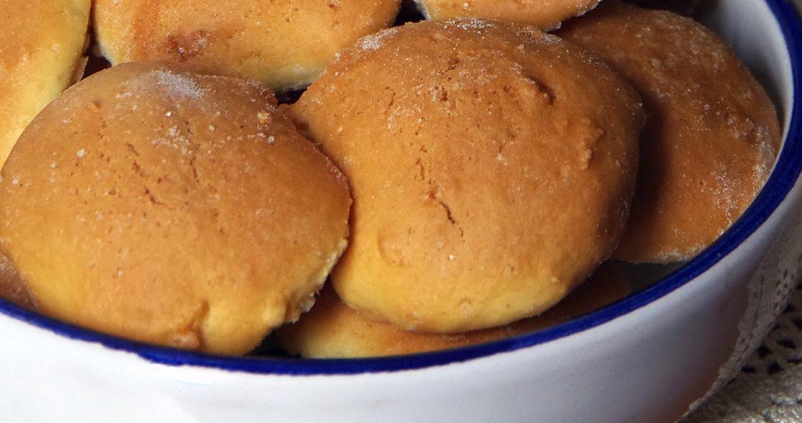 Biscottini al limone e marsala