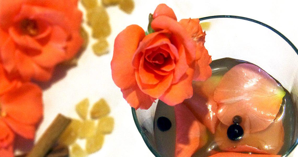 Rosatum vino alle rose