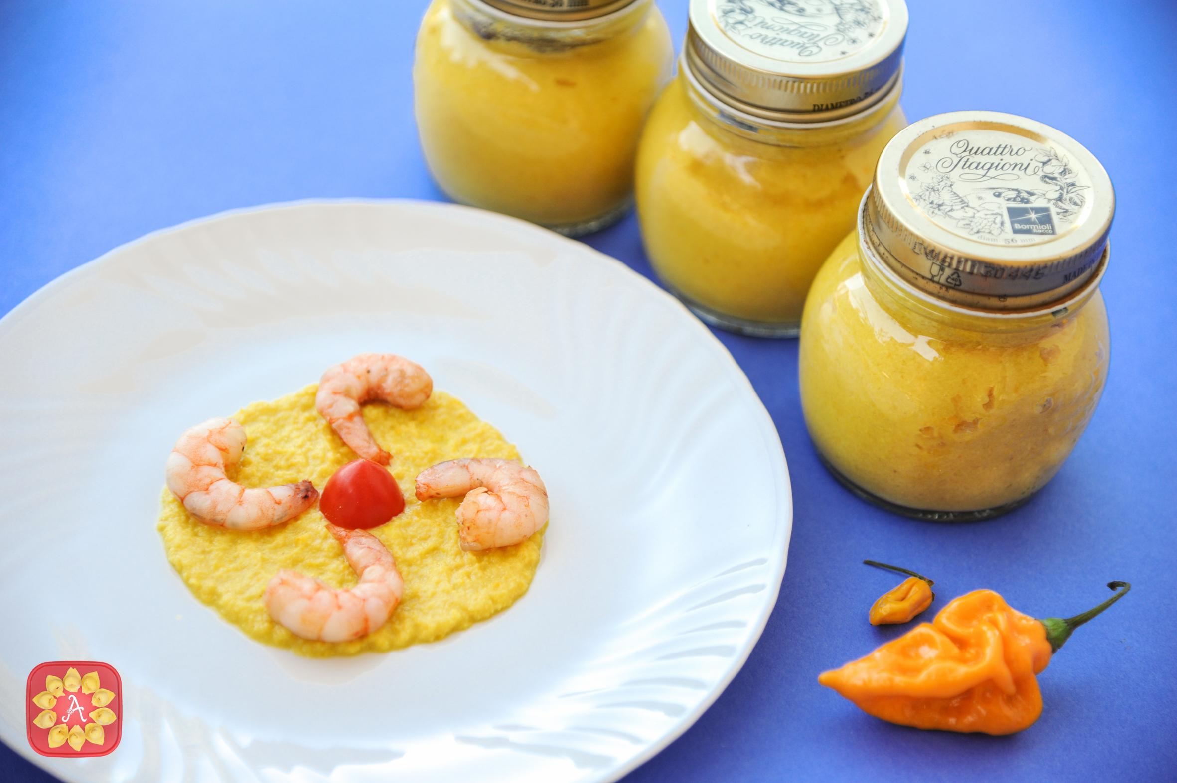 salsa yellow fatalii