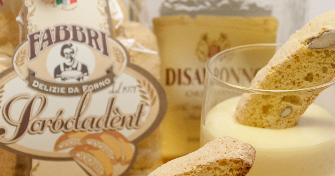 zabaione all'amaretto