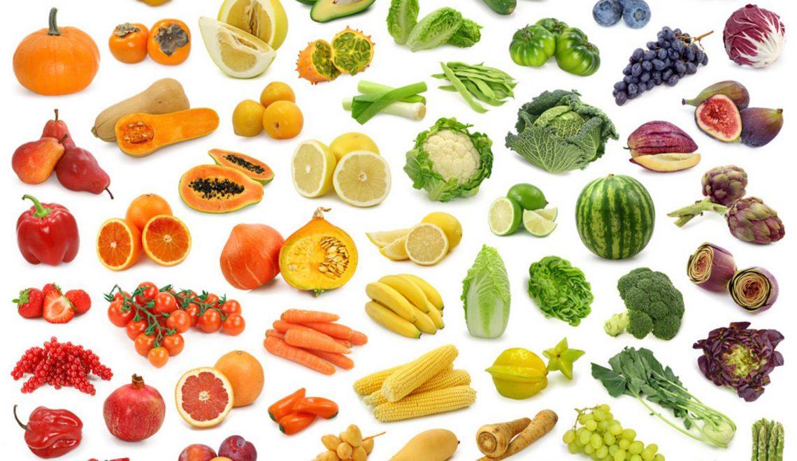 Frutta e verdura di stagione – Consigli per ogni mese